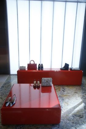 ROLAND MOURET FIRST AMERICAN STORE IN NEW YORK 1