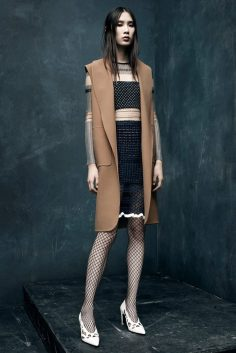 ALEXANDER WANG PRE-FALL 2015 COLLECTION 2