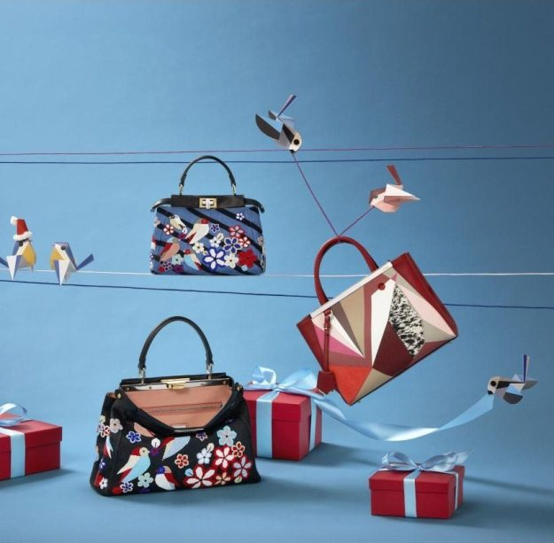 FENDI QUTWEET CAPSULE COLLECTION 3