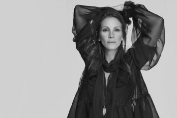 GIVENCHY SPRING 2015 AD CAMPAIGN FEATURING JULIA ROBERTS