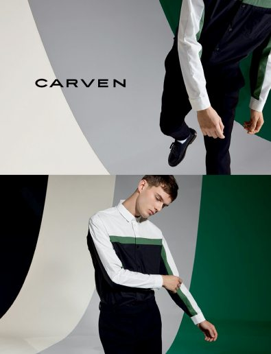 CARVEN SPRING 2015 AD CAMPAIGN 2