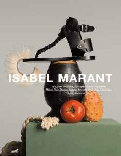 ISABEL MARANT SPRING 2015 AD CAMPAIGN 5