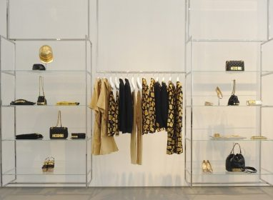 MOSCHINO FIRST AMERICAN BOUTIQUE IN LOS ANGELES 1