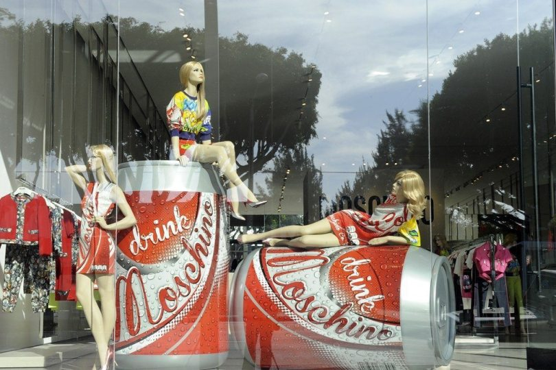 MOSCHINO FIRST AMERICAN BOUTIQUE IN LOS ANGELES 3