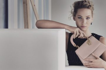 CHRISTIAN DIOR BE DIOR AD CAMPAIGN FEATURING JENNIFER LAWRENCE