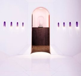 CHRISTIAN LOUBOUTIN BEAUTY FIRST BOUTIQUE IN PARIS 9