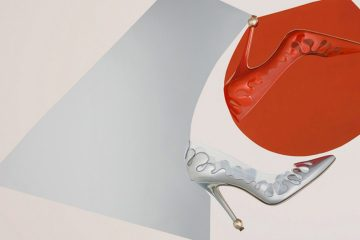ROGER VIVIER DECOUPAGES COLLECTION