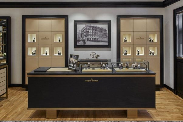 VACHERON CONSTANTIN NEW BOUTIQUE IN MIAMI 1