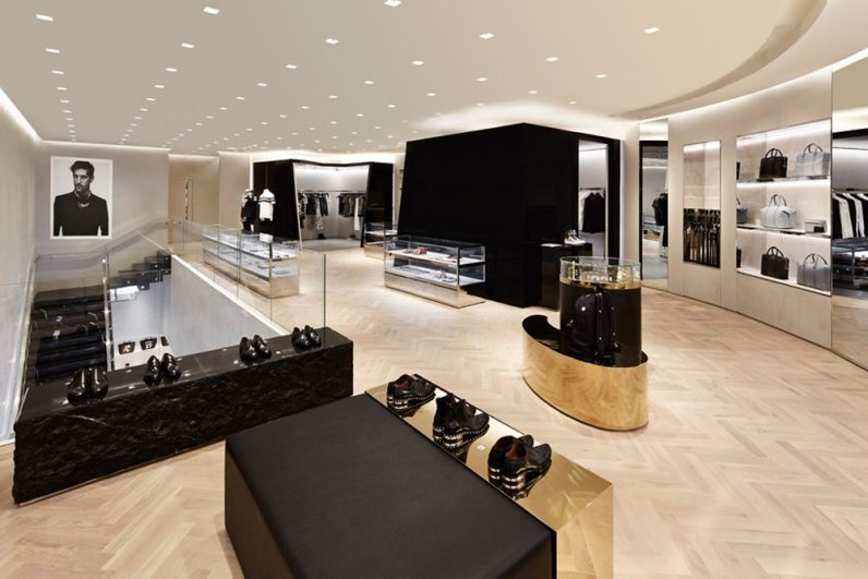 GIVENCHY NEW BOUTIQUE IN MIAMI 2