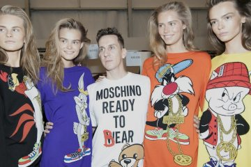MOSCHINO FALL 2015 RTW COLLECTION