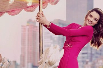 ESCADA JOYFUL FRAGRANCE AD CAMPAIGN