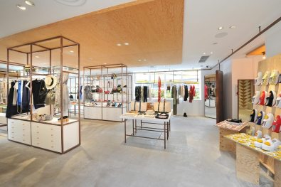 FRED SEGAL STORE IN TOKYO 2