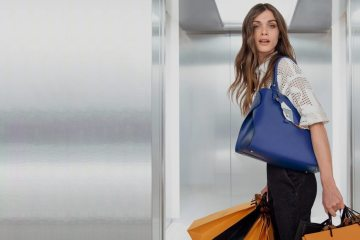 TOD'S 'THE VITRUOUS ELEVATOR' FILM STARRING ELISA SEDNAOUI