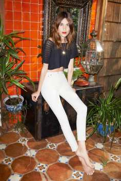 AG JEANS X ALEXA CHUNG COLLECTION 1