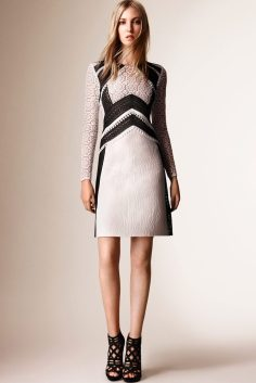 BURBERRY PRORSUM RESORT 2016 COLLECTION 2