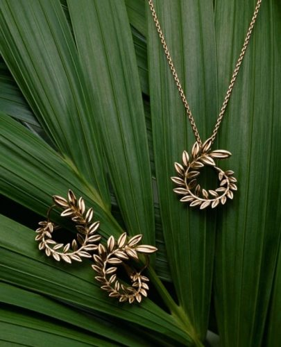 CHOPARD PALME VERTE JEWELRY COLLECTION