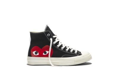 COMME DES GARCONS X CONVERSE CHUCK TAYLOR ALL STAR '70 COLLECTION 2