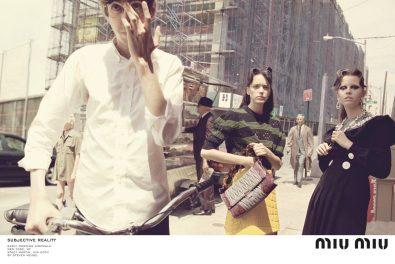 MIU MIU FALL 2015 AD CAMPAIGN 2