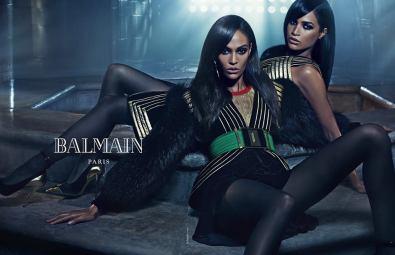 BALMAIN FALL 2015 AD CAMPAIGN