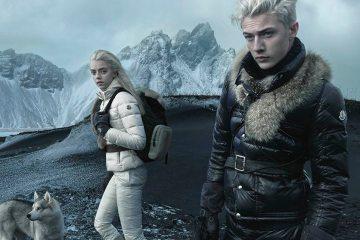 MONCLER ICELANDIC FAIRYTALE CAMPAIGN
