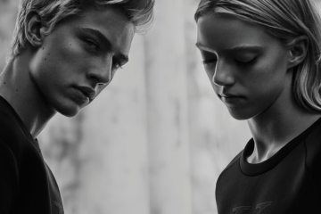 CALVIN KLEIN JEANS BLACK SERIES LIMITED-EDITION COLLECTION
