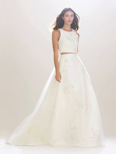 CAROLINA HERRERA FALL 2016 BRIDAL COLLECTION