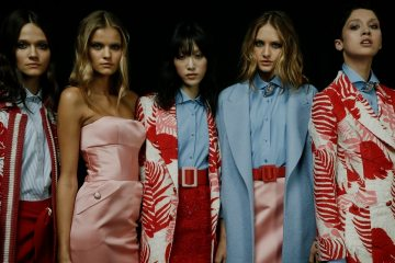 ERMANNO SCERVINO SPRING 2016 RTW COLLECTION