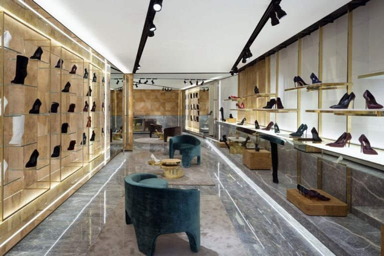 CASADEI FLAGSHIP STORE IN ROME
