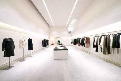 HELMUT LANG FIRST AMERICAN FLAGSHIP STORE IN LOS ANGELES 2