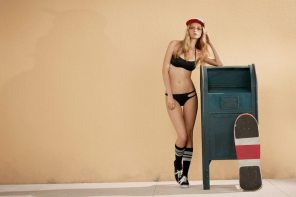 L'AGENT BY AGENT PROVOCATEUR FIRST SWIMWEAR COLLECTION 4