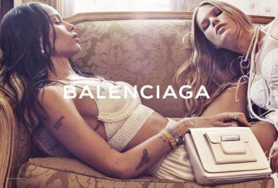 BALENCIAGA SPRING 2016 AD CAMPAIGN