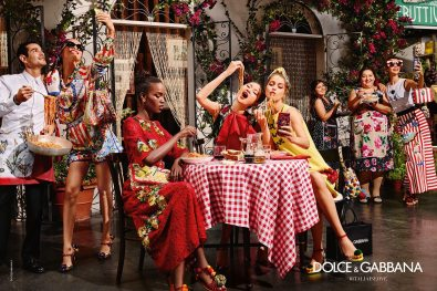 DOLCE & GABBANA SPRING 2016 AD CAMPAIGN 3