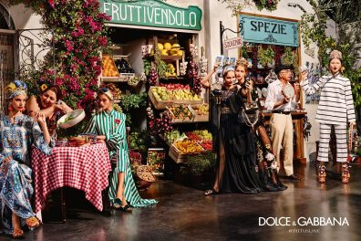 DOLCE & GABBANA SPRING 2016 AD CAMPAIGN 4