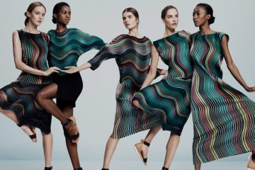 ISSEY MIYAKE SPRING 2016 COLLECTION FILM