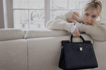 CHRISTIAN DIOR SPRING 2016 AD CAMPAIGN FEATURING JENNIFER LAWRENCE