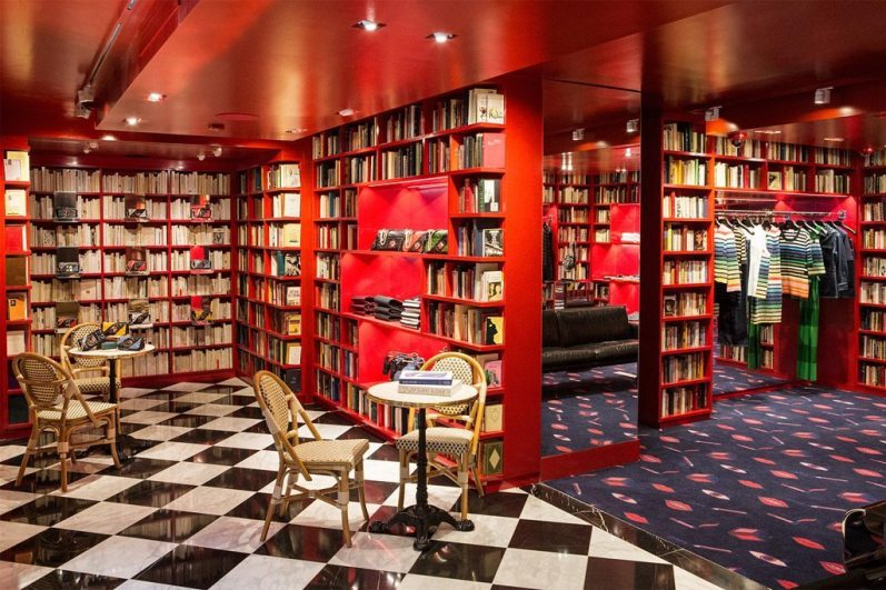 SONIA RYKIEL BOUTIQUE IN NEW YORK
