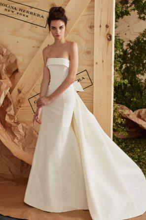 CAROLINA HERRERA SPRING 2017 BRIDAL COLLECTION