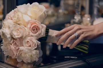 HARRY WINSTON 'BRILLIANTLY IN LOVE' BRIDAL FILM