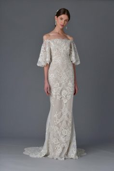 MARCHESA SPRING 2017 BRIDAL COLLECTION