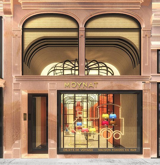MOYNAT NEW BOUTIQUE IN NEW YORK 6