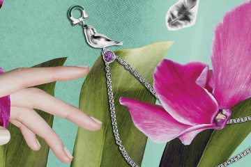 SALVATORE FERRAGAMO JEWELRY COLLECTION BY DANIELA VILLEGAS