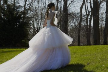 VERA WANG SPRING 2017 BRIDAL COLLECTION FILM