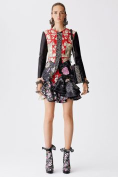 ALEXANDER MCQUEEN RESORT 2017 COLLECTION