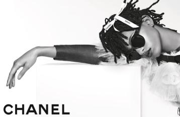 CHANEL FALL 2016 EYEWEAR AD CAMPAIGN FEATURING WILLOW SMITH