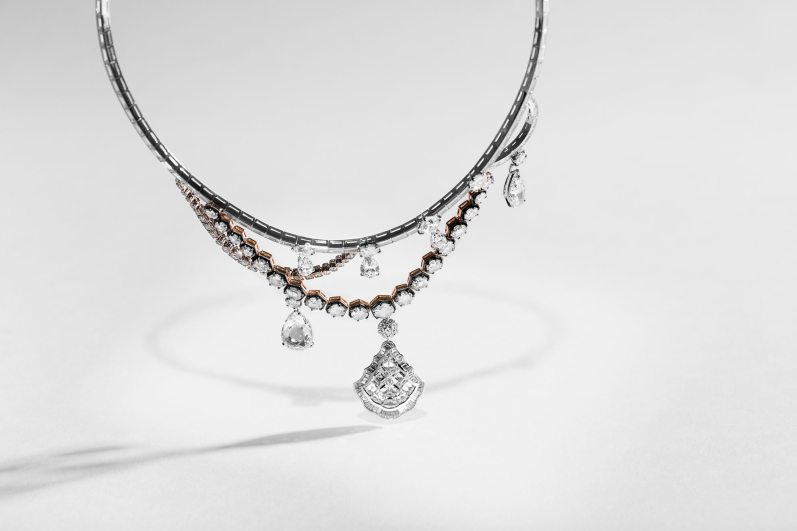 CHRISTIAN DIOR A VERSAILLE HIGH JEWELRY COLLECTION