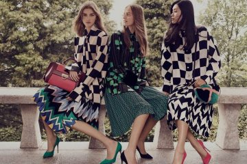 SALVATORE FERRAGAMO FALL 2016 FILM CAMPAIGN