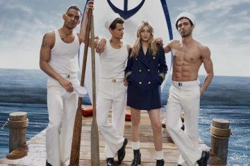 TOMMY HILFIGER 'THE GIRL' FRAGRANCE FILM STARRING GIGI HADID