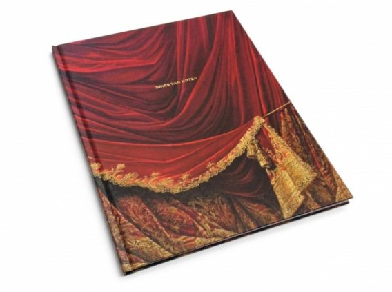 DRIES VAN NOTEN TWO LIMITED-EDITION FALL COLLECTION BOOKS 2