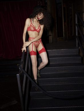 L'AGENT BY AGENT PROVOCATEUR FALL 2016 COLLECTION 15