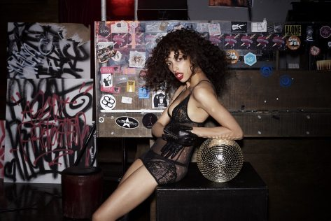 L'AGENT BY AGENT PROVOCATEUR FALL 2016 COLLECTION 16